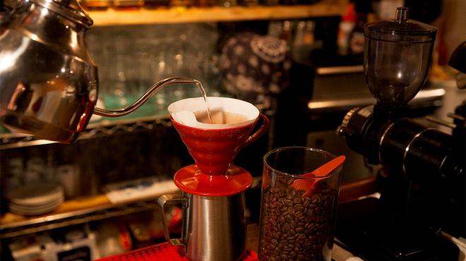 ピラーカフェ - メイン写真: