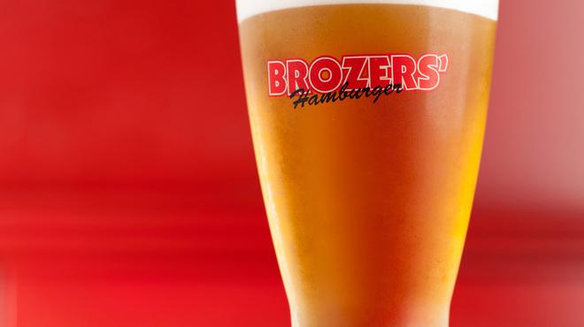 ブラザーズ - ドリンク写真:生ビール