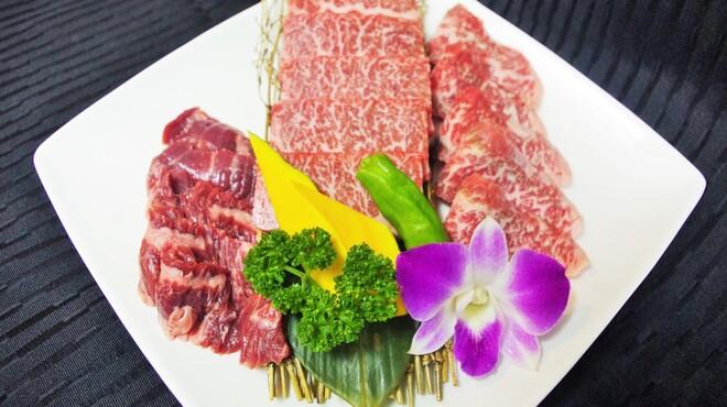 肉処 瑞祥 - 料理写真:石垣島黒毛和牛を料理長がその日に合わせてご提供。是非食べて欲しい一品です。