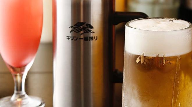 Na味 - ドリンク写真:☆飲み物のメニューも豊富☆