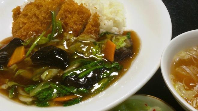 中国料理 杏花飯店 - 料理写真: