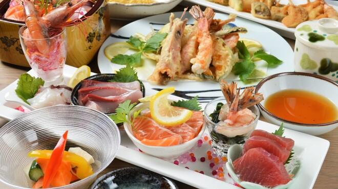 彩り海鮮 KURAGE - メイン写真: