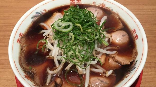 新福菜館 - 料理写真:中華そば並