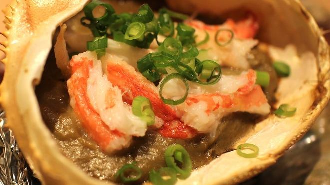 魚バカ 浜料理 厚岸漁業部 祐一郎商店 - 料理写真: