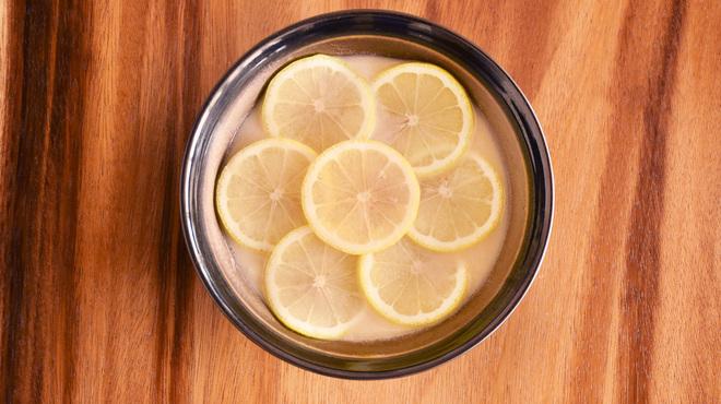 祇園麺処むらじ - 料理写真:メディアで話題沸騰!檸檬ラーメン