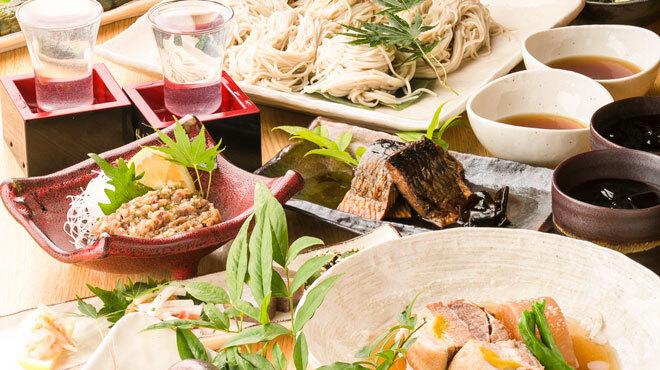 旬鮮魚と個室和食 膳屋 - メイン写真: