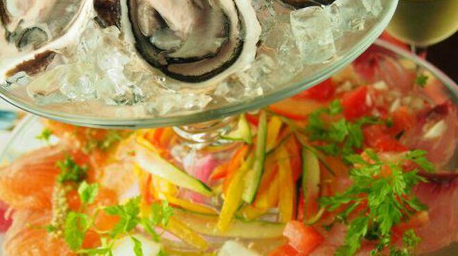 Oyster&Steak DINER es - メイン写真: