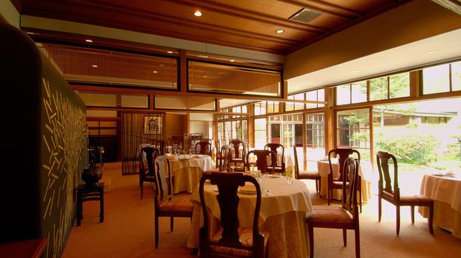 フレンチレストラン 千秋亭 - メイン写真: