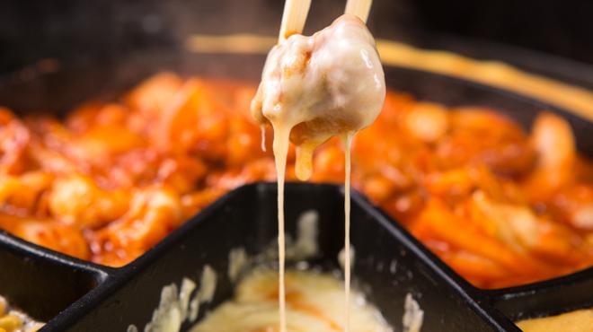 山本牛臓 - 料理写真:とろとろチーズ