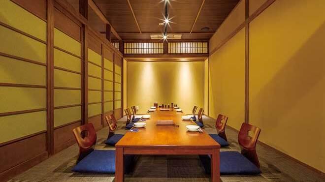 鳥蔵黒船  - 内観写真: