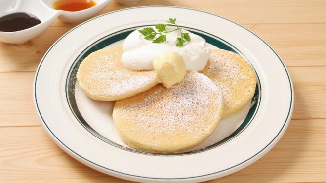 カフェ&パンケーキ gram  - 料理写真:クラシックアソートパンケーキ