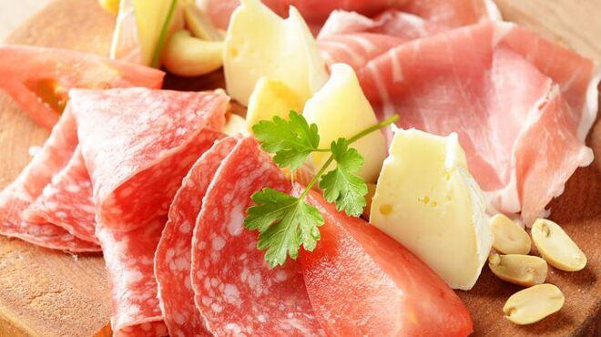 特選和牛と産直野菜 牛炙  - メイン写真: