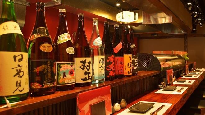 やきとり 六二六 - ドリンク写真:日本酒、焼酎も多数ご用意!