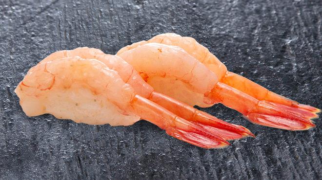 金沢まいもん寿司 - 料理写真:甘えび460円