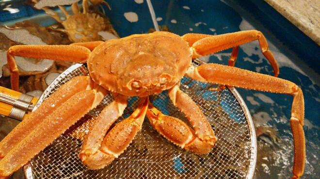 銀座 蟹みつ - 料理写真:
