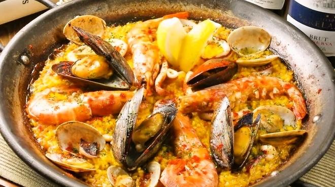 スペイン魚介バル - メイン写真: