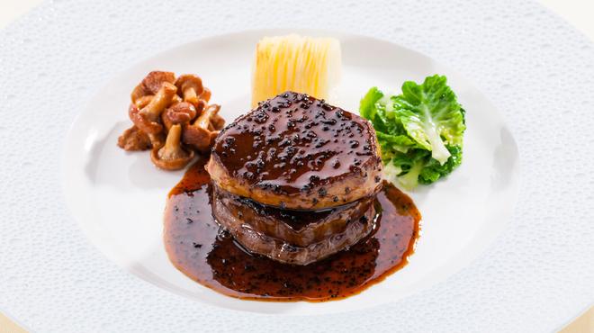 シェ松尾・松濤レストラン - メイン写真: