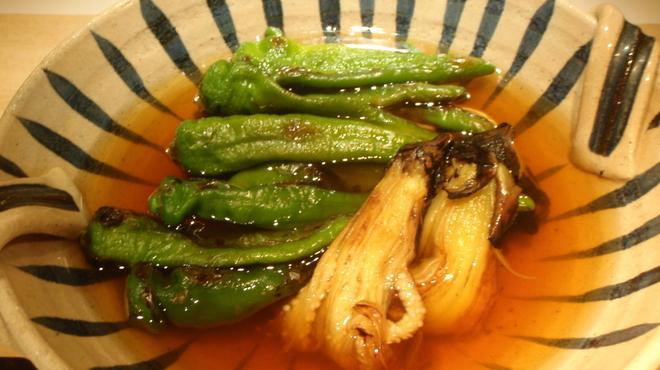 食・心 旬ぎく - 料理写真:旬の野菜料理