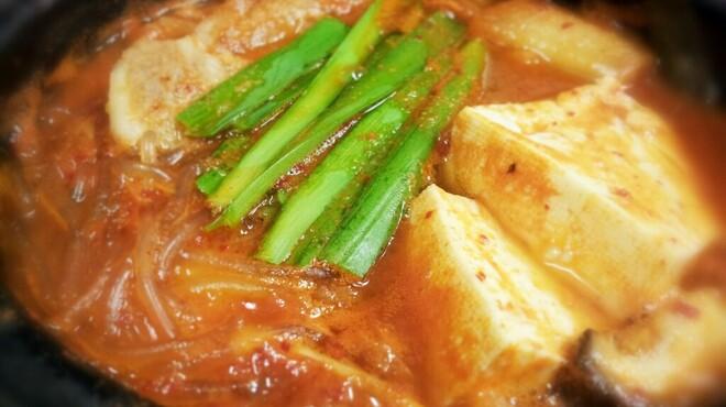 ハレルヤ - 料理写真:キムチチゲ