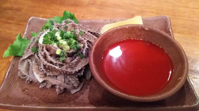 ふみや - 料理写真:炙りセンマイ