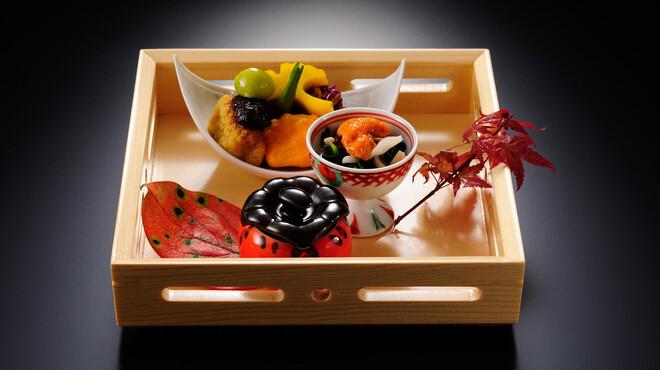 臼杵ふぐ 山田屋 - 料理写真:前菜(季節によって変わります)