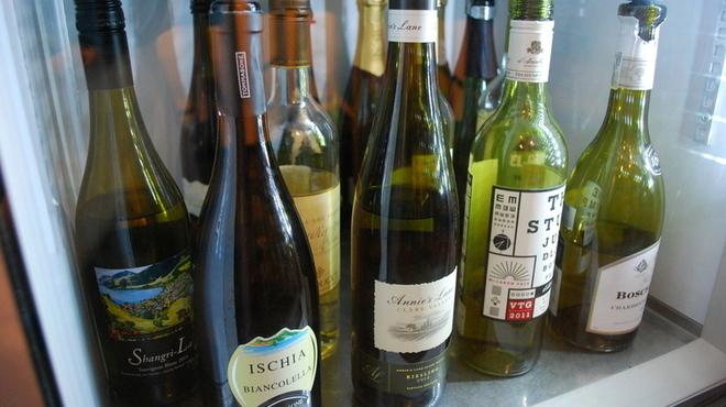 ワインとグリル - ドリンク写真:
