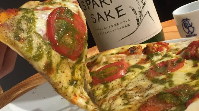 HAVESPI - 料理写真:ピザのデリバリーもできます!