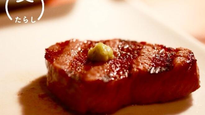 ミートバル 肉たらし - 料理写真:
