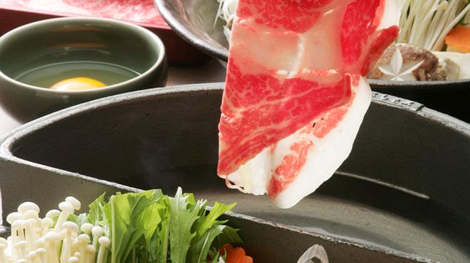 牛禅 - 料理写真:牛禅オリジナル【すきしゃぶ鍋】