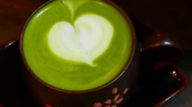 CAFFE' JIMMY BROWN - ドリンク写真: