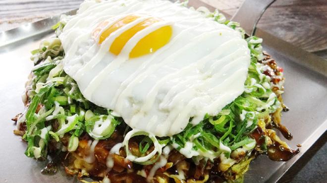 福えびす - 料理写真:豪華な具材!サイズ1.5倍!道頓堀焼