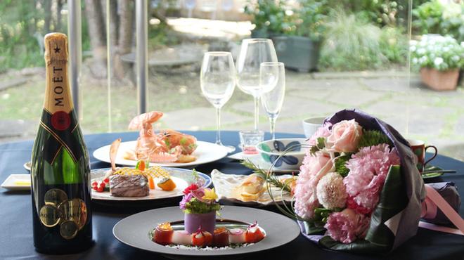 花の宴 - メイン写真: