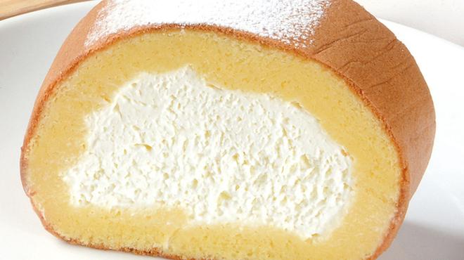 ブルーノ - 料理写真:極上牛乳ロール