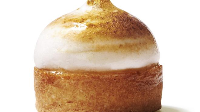 UN GRAIN - 料理写真:タルト アグリューム