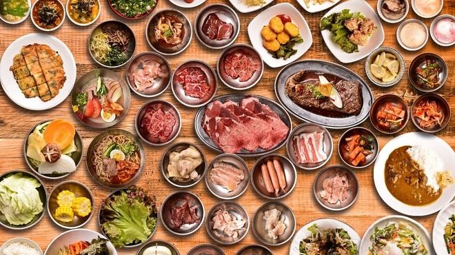 韓国苑 - メイン写真:
