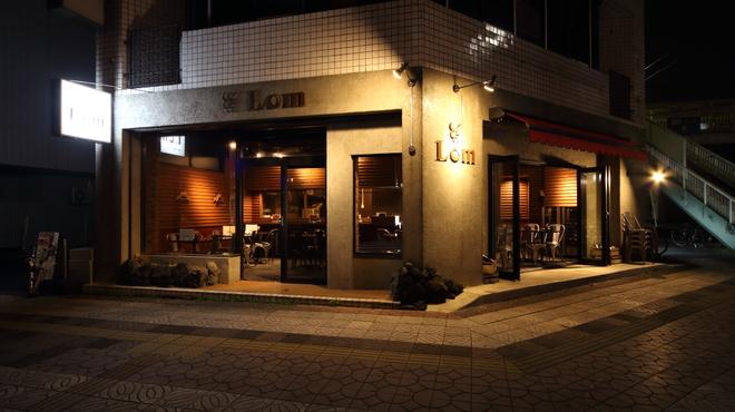 炭火焼 ワインバル Lom - メイン写真: