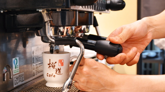 桜道Cafe - メイン写真: