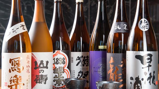接待個室の海鮮和食日本料理屋 島の恵みと喰らえ 匠 - メイン写真:
