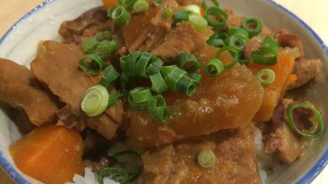豚骨拉麺酒場 福の軒 - 料理写真: