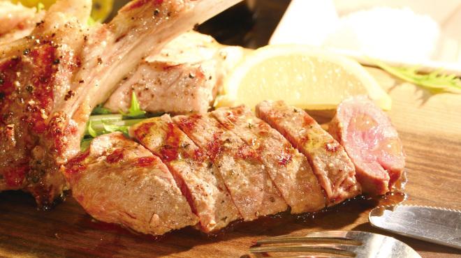 DEN-EN - 料理写真:肉フェス-お肉盛り合わせ-