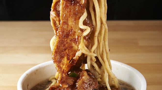 肉汁麺ススム - 料理写真: