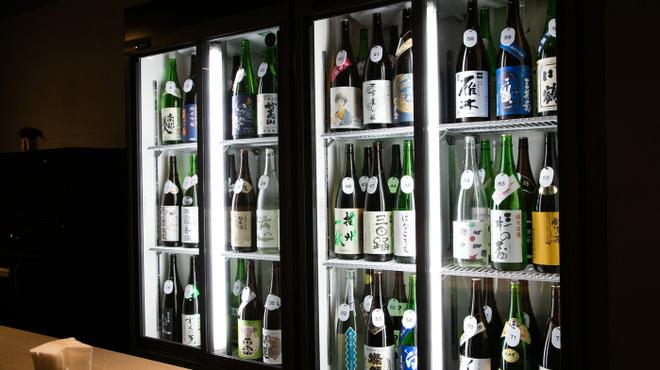日本酒ギャラリー 壺の中 - メイン写真: