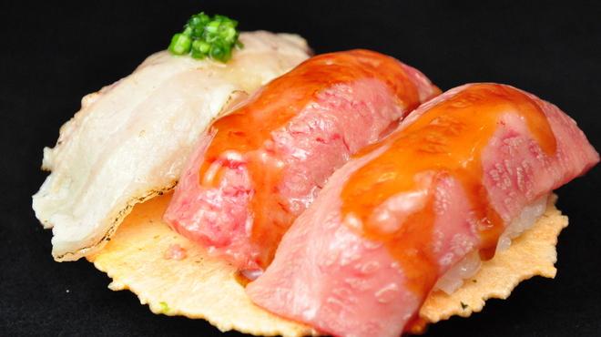 湯島庵 - 料理写真:珠玉の三種盛り