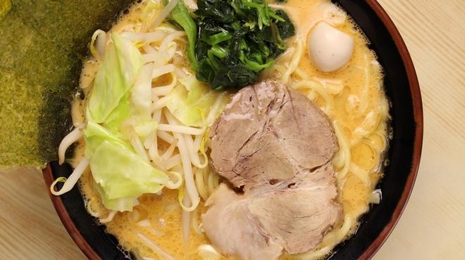 ラーメン 鶴見家 - 料理写真:濃厚味噌ラーメン