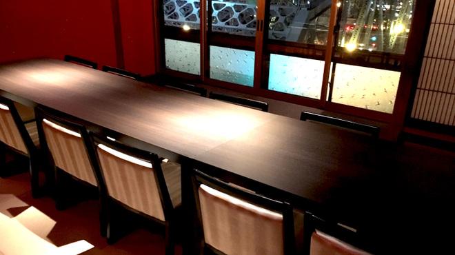 寿司 さ々木 - 内観写真:3階個室大広間:【要予約】前日までのご予約をお願いしております。