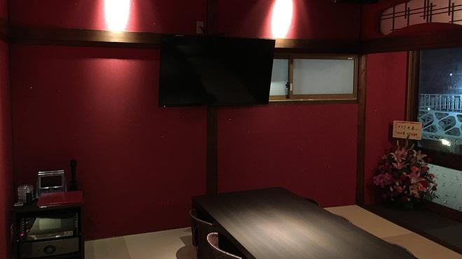 寿司 さ々木 - 内観写真:3階個室大広間:カラオケもご利用いただけます。【要予約】前日までのご予約をお願いしております。