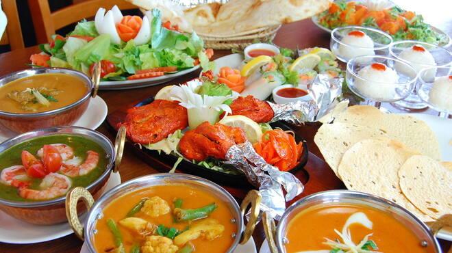 インド&アジアンレストラン アラティ - 料理写真: