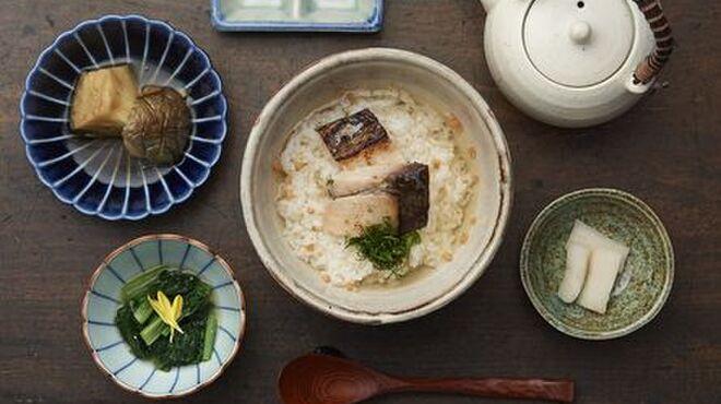 京の茶漬け 中目黒 魚とく - メイン写真: