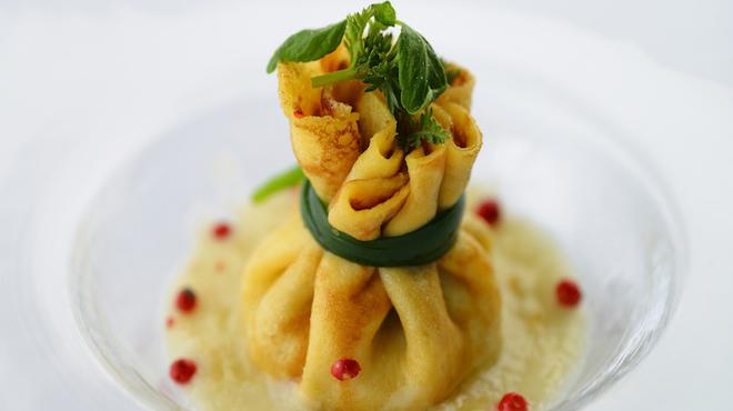天草 天空の船 - 料理写真:季節の前菜
