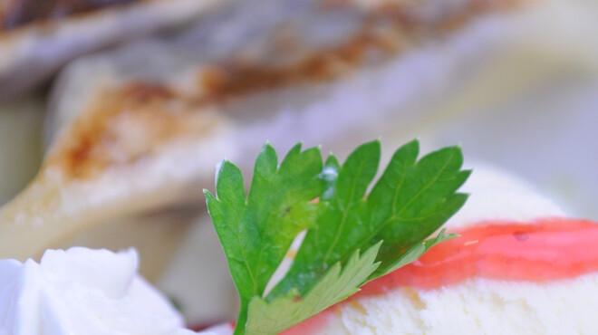 餃子鍋 A-chan 北新地 - 料理写真:あんこ餃子 480円
